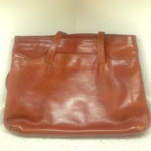 Cristina Rui Leather Bag